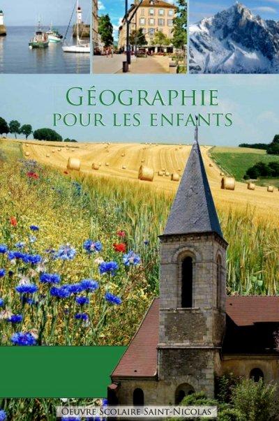 manuel géographie enfant