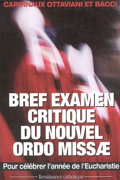 Couverture examen critique