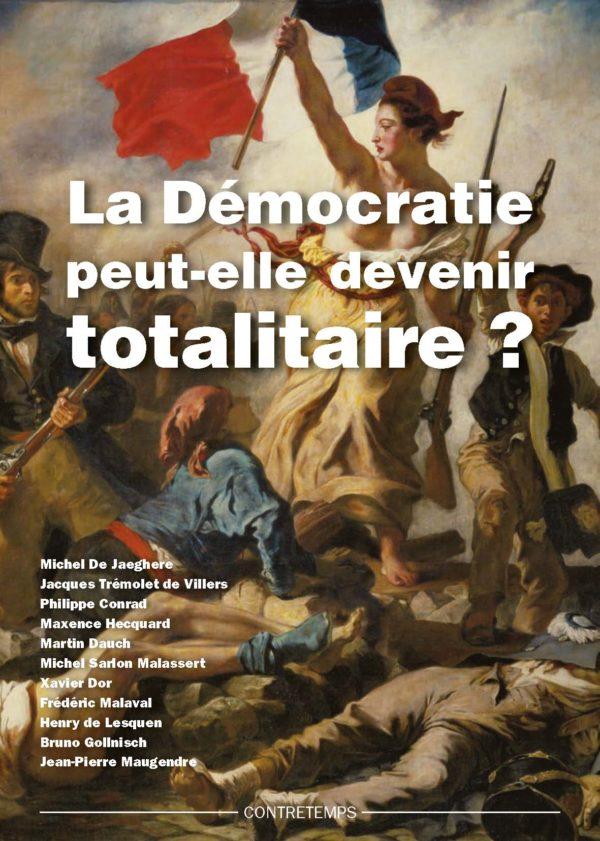 couverture démocratie totalitaire