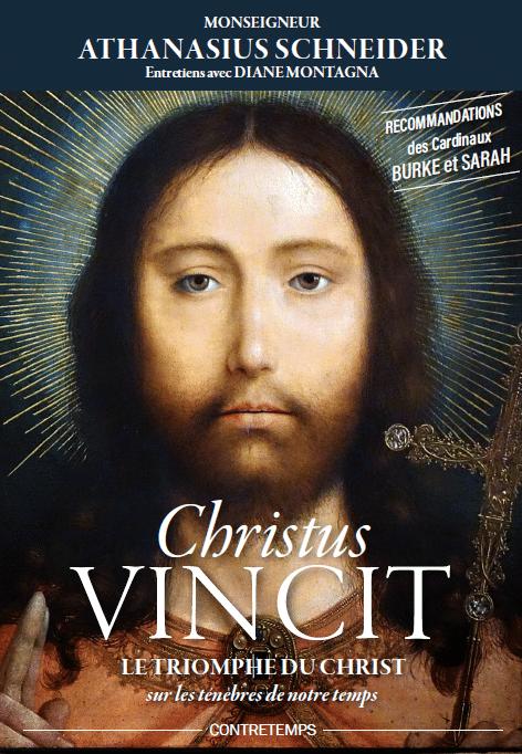 couverture du livre Christus Vincit